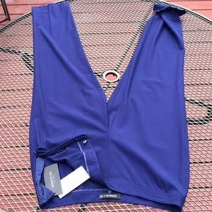 Lafayette 148 New York Cobalt Blue Size 6 Trouser